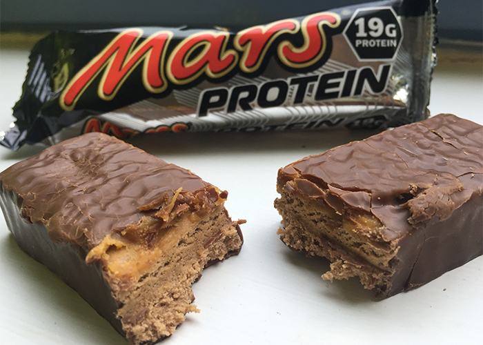 Proteinové tyčinky MARS & SNICKERS